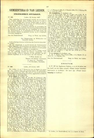 Handelingen van de Raad 1897-10-22