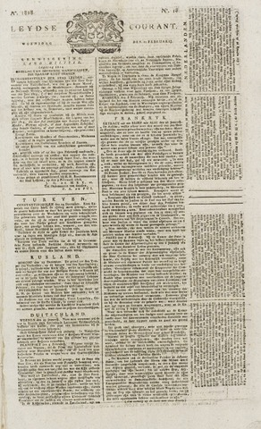 Leydse Courant 1818-02-11