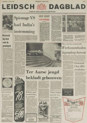 Leidsch Dagblad 1978-04-17