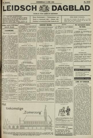 Leidsch Dagblad 1932-06-09