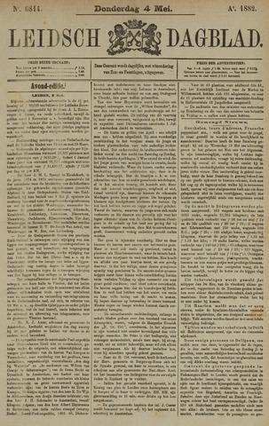 Leidsch Dagblad 1882-05-04