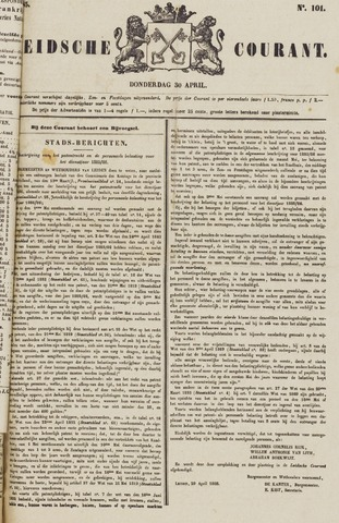 Leydse Courant 1885-04-30
