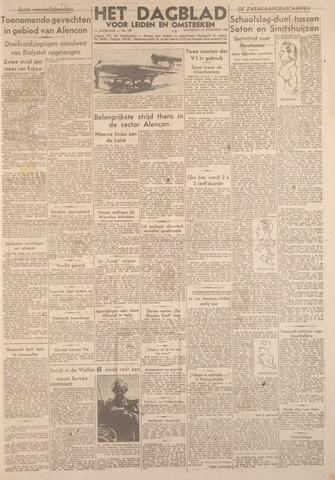 Dagblad voor Leiden en Omstreken 1944-08-14