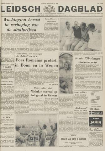 Leidsch Dagblad 1966-08-05