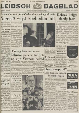 Leidsch Dagblad 1967-11-18
