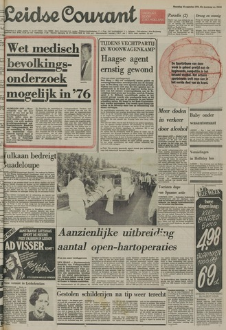 Leidse Courant 1976-08-16