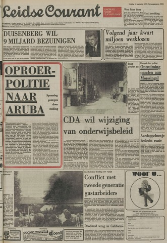 Leidse Courant 1977-08-12