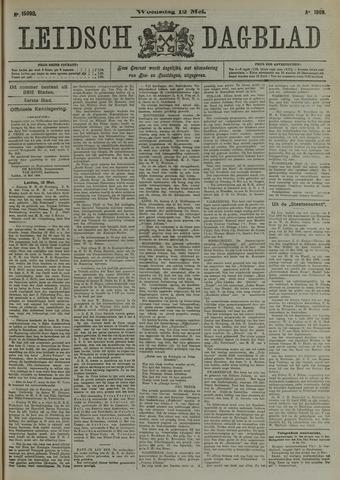 Leidsch Dagblad 1909-05-12