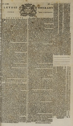 Leydse Courant 1790-11-26