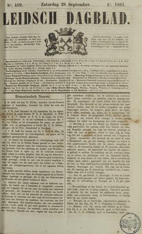 Leidsch Dagblad 1861-09-28