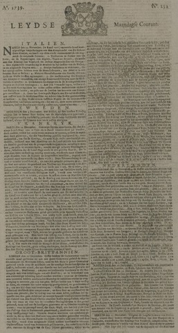 Leydse Courant 1739-12-21