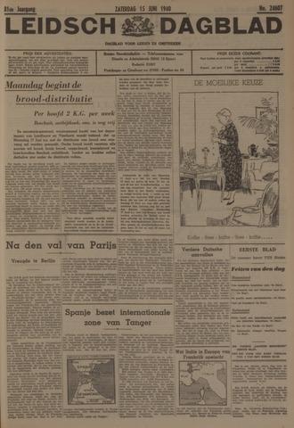 Leidsch Dagblad 1940-06-15