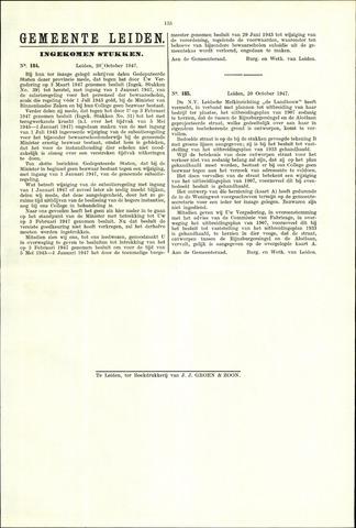 Handelingen van de Raad 1947-10-20
