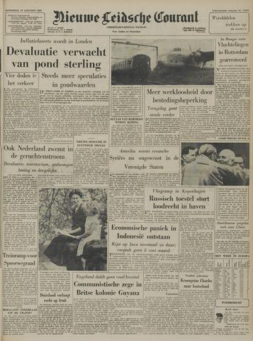 Nieuwe Leidsche Courant 1957-08-15