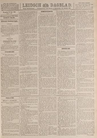 Leidsch Dagblad 1919-06-18