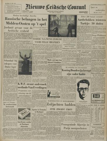 Nieuwe Leidsche Courant 1957-05-27
