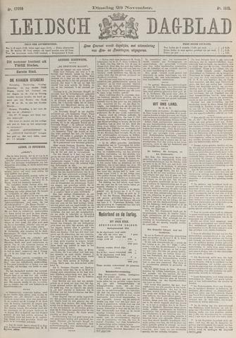 Leidsch Dagblad 1915-11-23