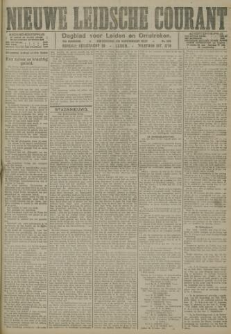 Nieuwe Leidsche Courant 1921-11-26