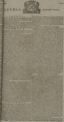 Leydse Courant 1729-02-21