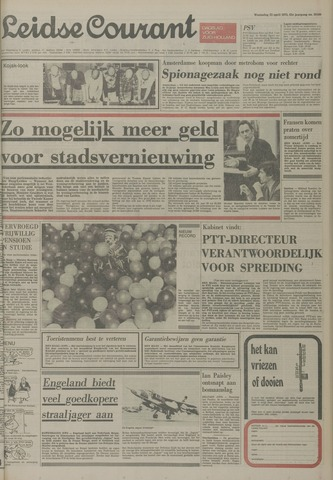 Leidse Courant 1975-04-23