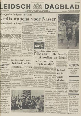 Leidsch Dagblad 1967-06-22