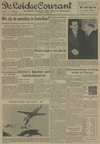 Leidse Courant 1955-01-14