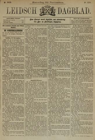 Leidsch Dagblad 1890-11-22