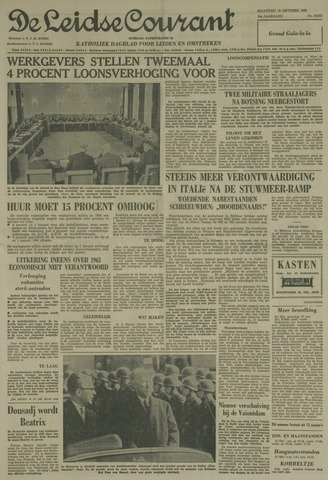 Leidse Courant 1963-10-14