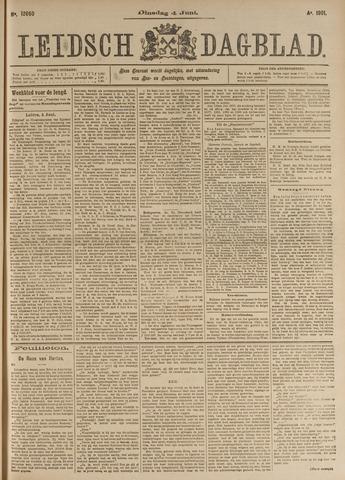 Leidsch Dagblad 1901-06-04