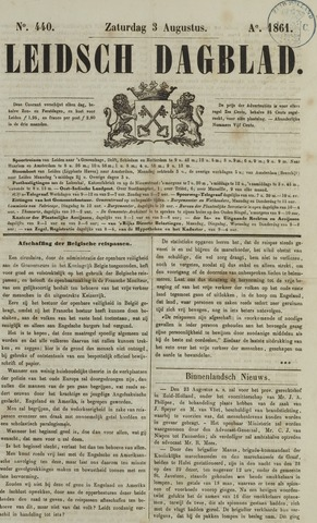Leidsch Dagblad 1861-08-03