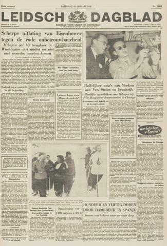 Leidsch Dagblad 1959-01-10