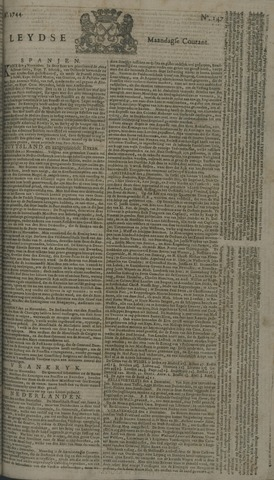 Leydse Courant 1744-12-07