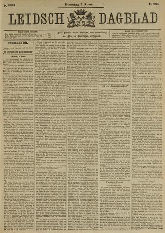 Leidsch Dagblad 1904-06-07