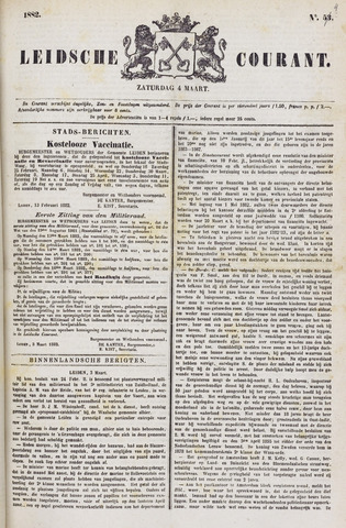 Leydse Courant 1882-03-04