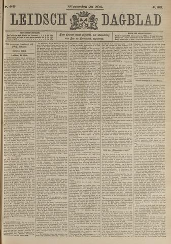 Leidsch Dagblad 1907-05-22