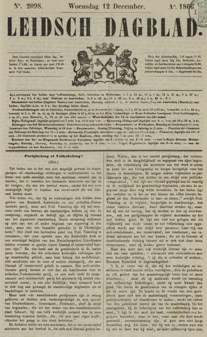 Leidsch Dagblad 1866-12-12
