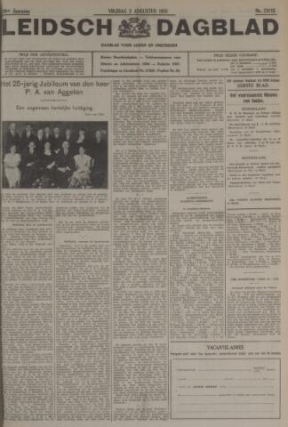 Leidsch Dagblad 1935-08-02