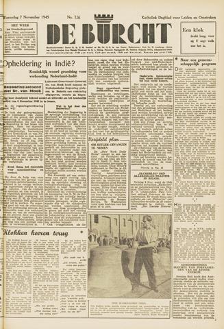 De Burcht 1945-11-07