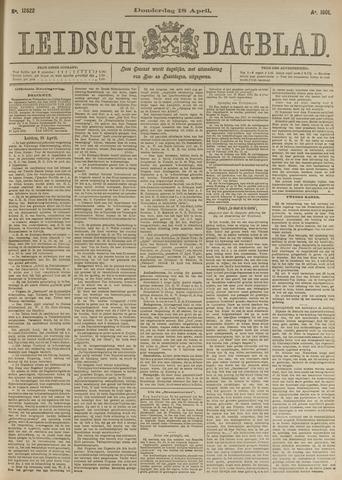 Leidsch Dagblad 1901-04-18