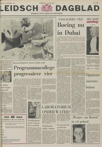 Leidsch Dagblad 1973-11-27
