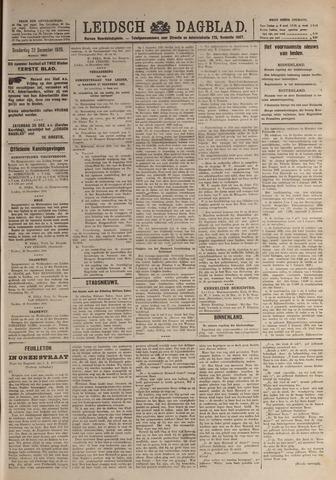 Leidsch Dagblad 1920-12-23