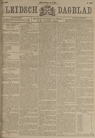 Leidsch Dagblad 1907-07-08