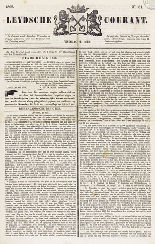 Leydse Courant 1869-05-21