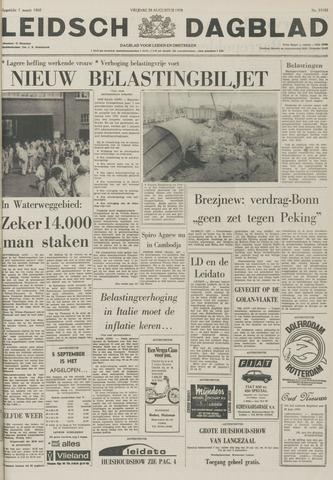 Leidsch Dagblad 1970-08-28
