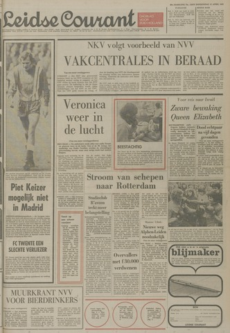 Leidse Courant 1973-04-12