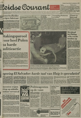 Leidse Courant 1981-03-20