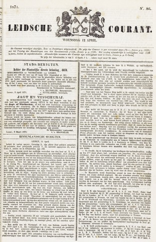Leydse Courant 1871-04-12
