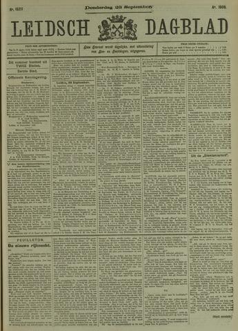 Leidsch Dagblad 1909-09-23