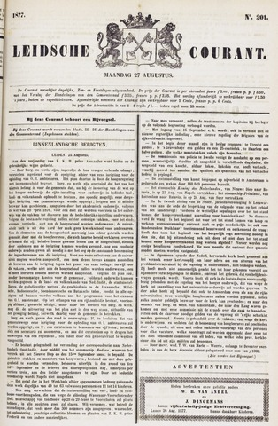 Leydse Courant 1877-08-27