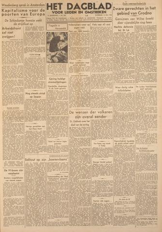 Dagblad voor Leiden en Omstreken 1944-07-15